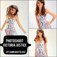 Victoria Justice Photoshoot. 002 by LiamRadiateLove