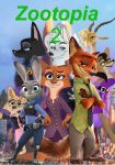 Zootopia 2|cover by TheWarriorDogs