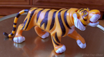 Aladdin - Rajah Tiger Figure by The-Toy-Chest