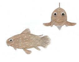 That Old Coelacanth by Pfaccioxx