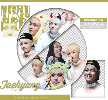#085 Pack PNG | Taehyung | BTS by clearlikecrystal