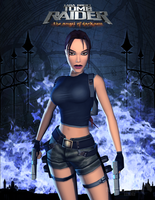 Turning Point Web - TR6 Cover Poster by FearEffectInferno