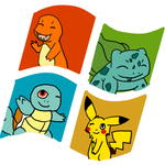 Windows Pokemon by PixelCatt