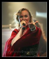 Liv Kristine's singing for me by livephotos