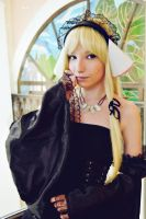 Chobits Freya by elara-dark