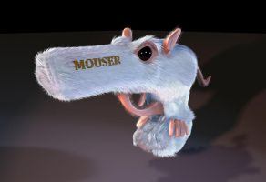 Mouser by DavidHansson