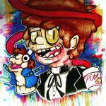 dipper pines by ghostgirlgotscared