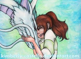 Spirited Away: I Knew You Were Good by kimberly-castello