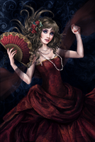 Dark Cherry by Selequiel