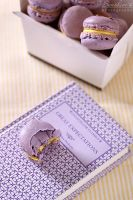 Lavender lemon macarons1 by kupenska