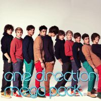 mega pack de one direction by test-editions