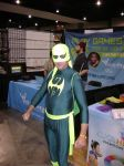 Iron fist cosplay by Robot001