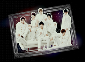 U-Kiss 1 by MyCuppyCake