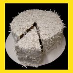Fake Coconut Cake by Darlingtonhighschool