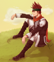 Lavi Bookman by Coraleat