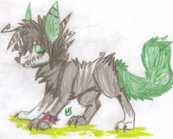 :COMISH: Punk by wightravenexperiment