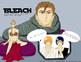 Bleach meets Star Wars? by Hamburgalar
