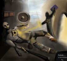 Victarian Excommunication Updated by gonesketchy