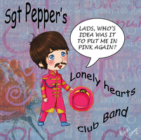Sgt Pepper Ringo by ravengrimm