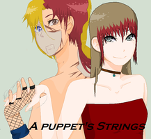 A puppet's strings-cover by Purple-kat-pixels