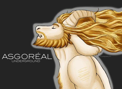 Undertale | Asgoreal by NorthernLightWolf