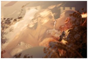 Wedding Kiss by Slava-Grebenkin
