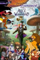 Jaden's Adventures of Alice in Wonderland by renthegodofhumor