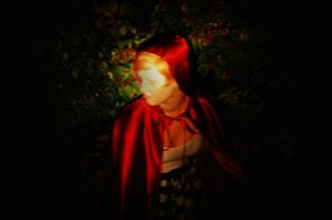 Baby Red Riding Hood Lost... by Tsururadio