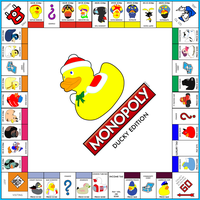 Monopoly: Ducky Edition by Jest84