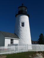 Pemaquid Point Light Redux by davincipoppalag