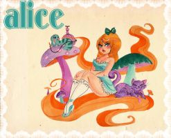 Alice by TracyLeeQuinn