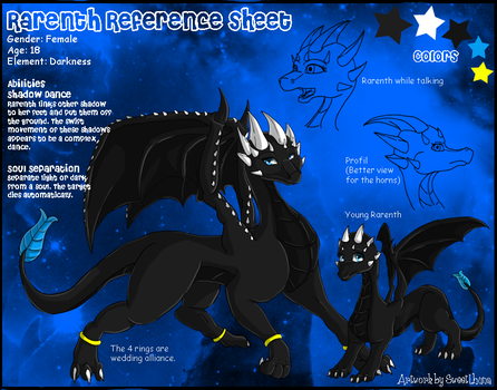 Rarenth Refrence Sheet by Aponder