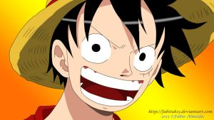 Monkey D. Luffy, future Pirate King by Fakkun13