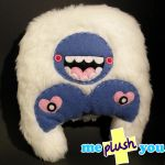ME PLUSH YOU- Devotionayeti by loveandasandwich