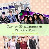 Pack de wallpapers de Big Time Rush by DiyVa-Jessica