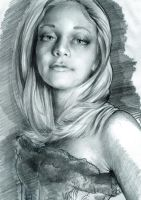 Rapid Chalk-Pencils Sketch #3 by Illustrate23