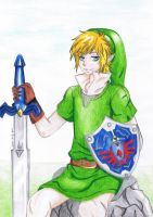 Link by super-kid-girl