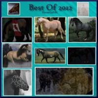 Best of 2012 by HorseGalMK