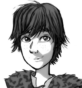 Hiccup! by Japychan