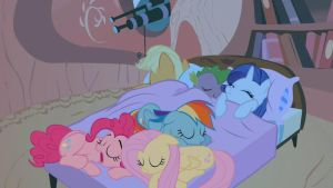 Twilights 2nd Slumber Party by no1cool