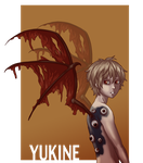 Yukine by The-demons-heart