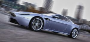 Aston Martin V12 Vantage by TheImNobody