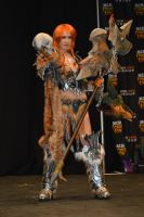 Eurocosplay MCM 2013 by Lady-Avalon