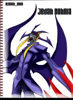 Jedah Dohma by Almost-D0n9