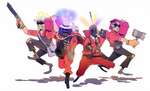 TF2 SQUAD by mobul