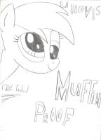La Hooves in... MUFFIN PROOF by PnFink