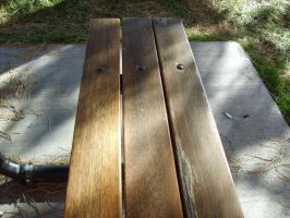 Benched by sloegin