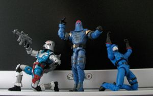 Mighty Commanders of Cobra 2 by redspidey