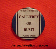 Gallifrey OR BUUUUST by ElectrikPinkPirate