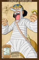 EPP - Alabasta: Usopp by SergiART